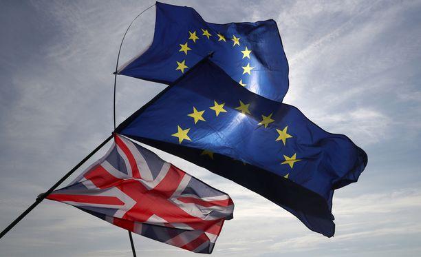 Britannia etsii uusia kauppakumppaneita, jos sopimusta EU:n kanssa ei synny.