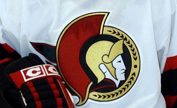 Ottawa Senators liittyi NHL-jäille kaudella 1992-93.