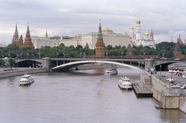 Puukotus on tapahtunut Moskovan Pyhän Nikolauksen kirkossa. Kuvituskuva.
