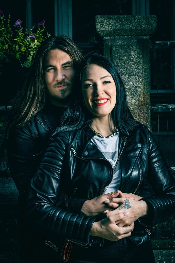 Antti Railio ja Siiri-rakas menevät ensi kesänä naimisiin.