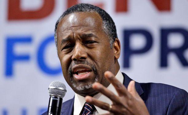 Carson sanoi jo aiemmin viikolla, ettei näe kelvollista tietä jatkaa kampanjaansa.