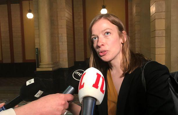 Li Andersson ei lähtenyt arvioimaan, onko Rinteen asettama aikataulu hallitusohjelman valmistumiselle realistinen.