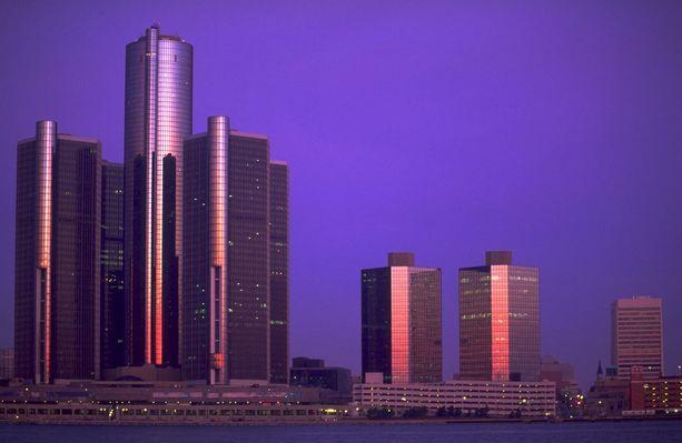 Detroitissa näkyy nyt uuden nousun merkkejä.