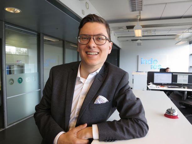 Analyytikko Mikael Rautanen arvioi Nokian haluavan rauhoitella sijoittajia.