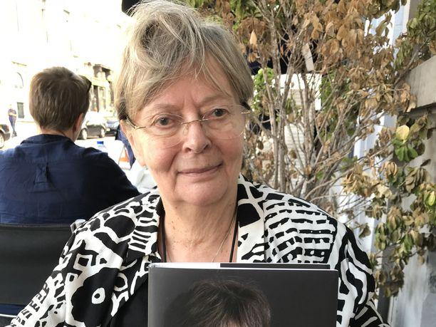 Euroedustaja Liisa Jaakonsaari (sd) oli ensimmäinen nainen työministerinä ja ulkoasianvaliokunnan johdossa.