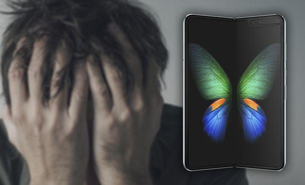 Samsung on ilmoittanut lykkäävänsä Galaxy Foldin julkaisua.