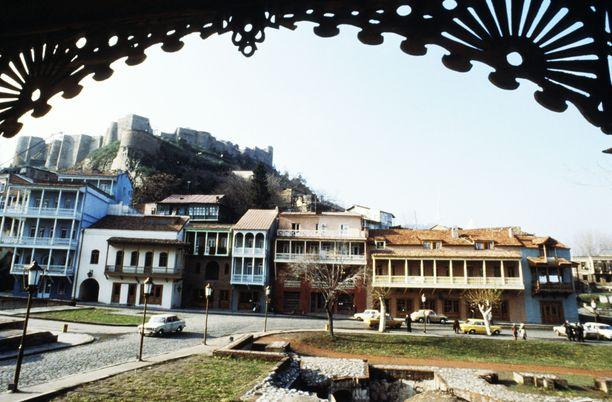 Suomalaisten kiinnostus Georgian pääkaupunkia Tbilisiä kohtaan on kovassa kasvussa.
