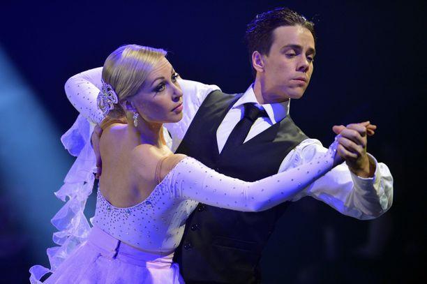 Krisse Salmisen tanssit vakuuttivat tuomarit seitsemännellä kaudella.