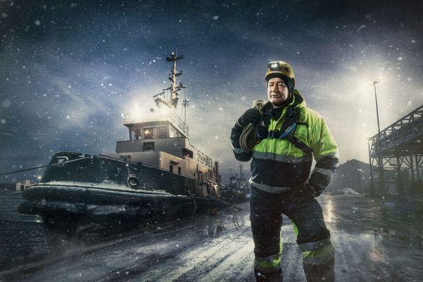 Port Worker on muotokuva-kategorian finalisti.