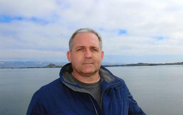 Paul Whelania syytetään vakoilusta.