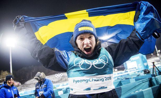 Sebastian Samuelssonin ampumahiihdon olympiahopea ei kiinnosta ruotsalaisia.