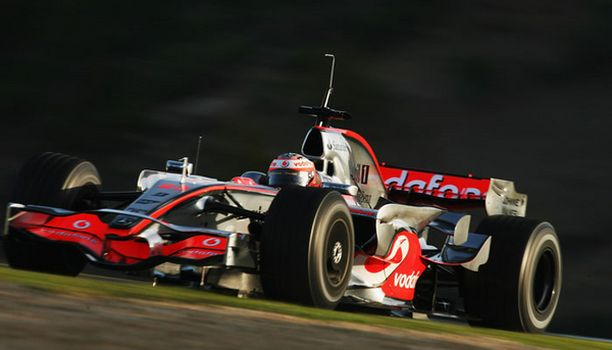 Heikki Kovalaisen vauhti riitti vasta kymmenenteen sijaan.