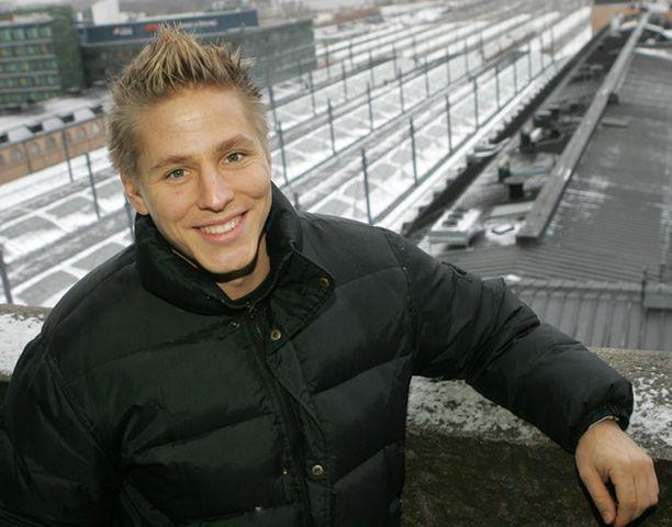 Markus Pöyhönen haluaa mahakelkkailijaksi.