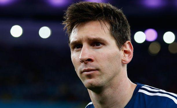 Leo Messi sai valittiin ehkä hieman yllättäenkin turnauksen parhaaksi pelaajaksi.