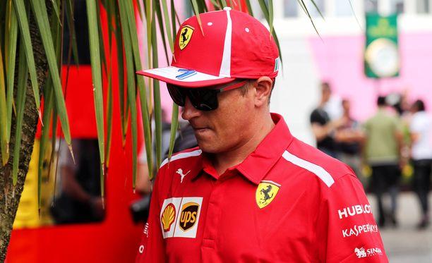 Kimi Räikkönen metsästää uransa sadatta palkintopallisijoitusta ja viidettä voittoaan Belgiassa.