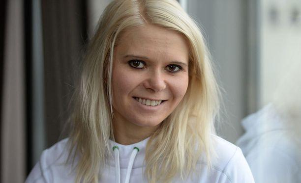 Mari Laukkanen ryösti voiton ilman asetta Rovaniemellä.
