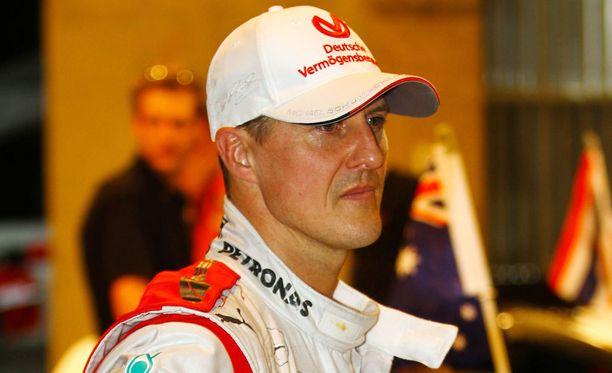 Michael Schumacherin tarkka nykytilanne on useimmille mysteeri.