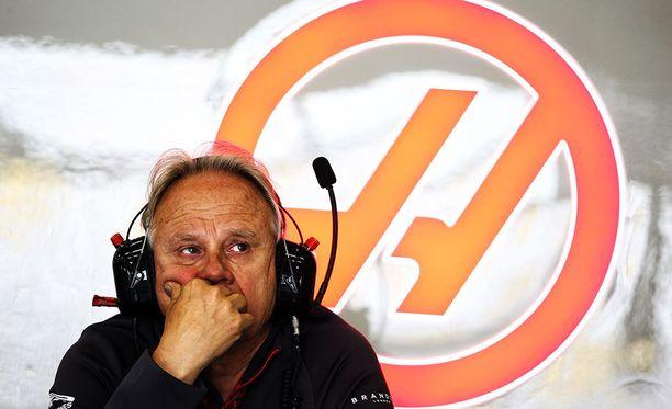"""Gene Haas on italialaislehtien mukaan sanonut """"ei kiitos"""" Charles Leclercin palveluille."""
