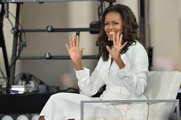 Michelle Obama kertoo avoimesti hyvinkin yksityisistä asioistaan.