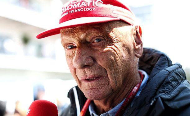 Niki Lauda jättää asiantuntijan hommat RTL:n leivissä.