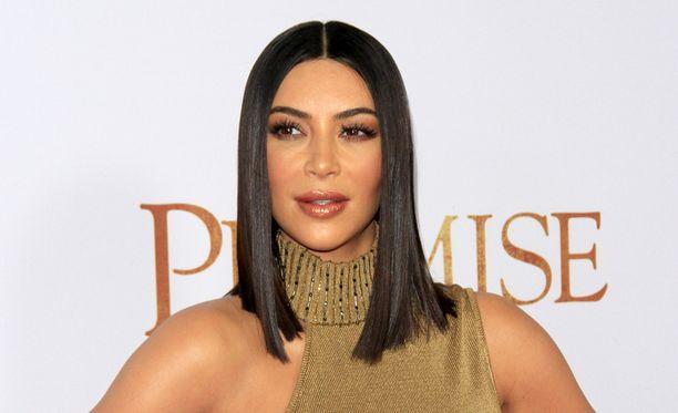 Kaikki eivät allekirjoittaneet Kim Kardashianin mielipidettä flunssasta.