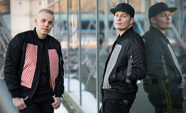 Elastinen ja Cheek keskittyvät vuonna 2017 Profeetat-projektiinsa.
