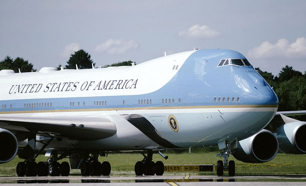 Nykyinen Air Force One on tulossa virkaikänsä päähän.