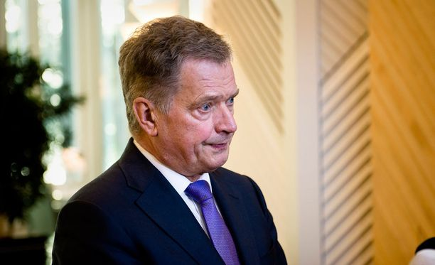 Sauli Niinistö vastasi suorassa lähetyksessä muun muassa uteluihin Mäntyniemen linnunpönttöjen asukkaista.