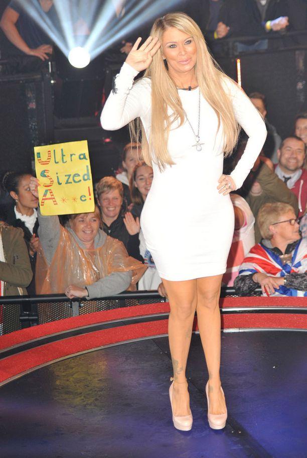 Jenna häädettiin Iso-Britannian julkkisten Big Brother -talosta syyskuun lopussa.