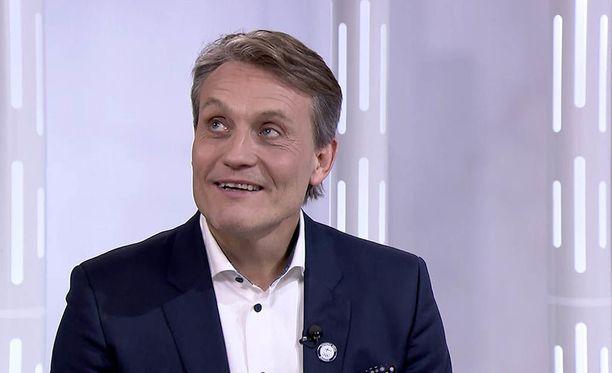 Mäkihyppyvaikuttaja Mika Kojonkoski pitää Matti Nykästä mahdollisesti kaikkien aikojen kovimpana mäkimiehenä.