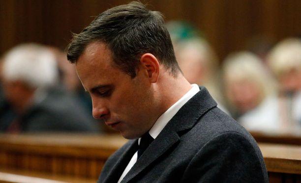 Pistorius tuomittiin vankeuteen murhasta.