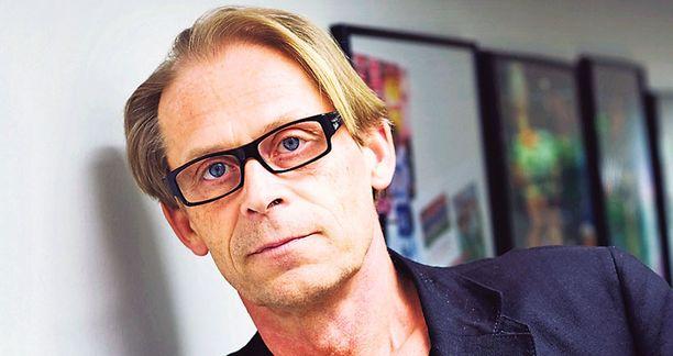 Maskun ja Ideaparkin perustaja, liikemies ja julkkis Toivo Sukari.