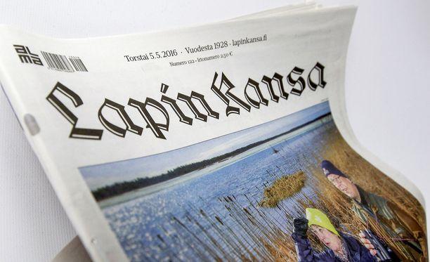 Lapin Kansa on kuusipäiväinen Lapin maakunnassa ilmestyvä maakuntalehti. Lapin Kansa siirtyy Kalevan omistukseen.