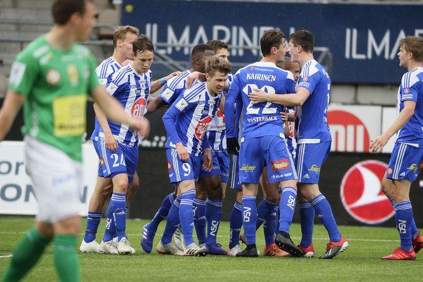 HJK voi saada vastaansa viime kaudella Mestarien liigassa pelanneen joukkueen.