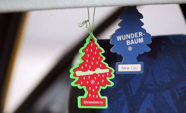 Wunderbaum näyttää tyhmältä ja haisee pahalta.