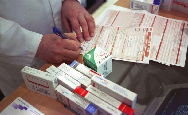 Kun ostat tulehduskipulääkettä apteekista, kysy henkilökunnalta neuvoa, jos epäilet sen sopivuutta itsellesi.