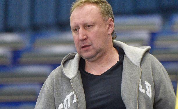Aleksandr Barkovista tulee maajoukkuevalmentaja.