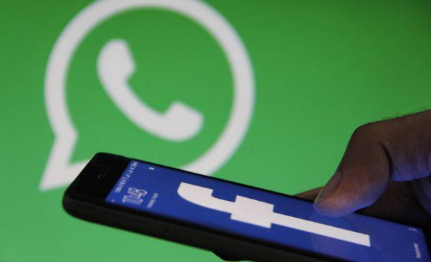 Intia on Whatsappin tärkeimpiä markkina-alueita.