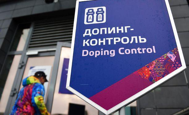 Dopingsoppa Venäjän ympärillä saa jatkuvasti kamalampia piirteitä.