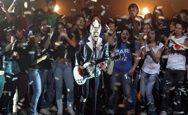 Jared Leton 30 Seconds to Mars on emo-nuorison suosiossa.