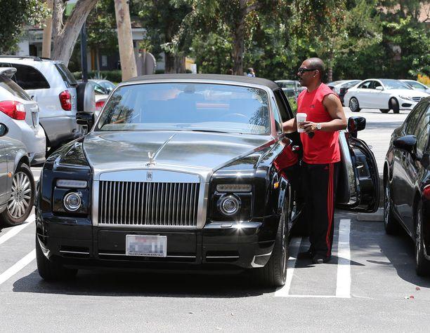 Menopelinä oli Rolls Royce.