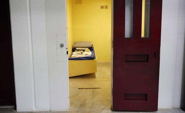 Guantanamon vankilassa on vielä 78 vankia.