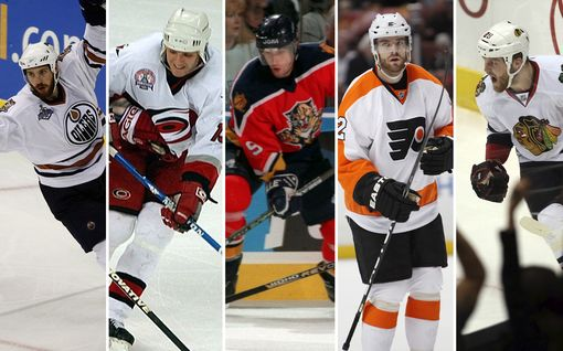 Muistatko nämä NHL:n yhden kevään ihmeet? Yhden ura päättyi päättyi MS-tautiin, toisesta tuli Amazing Race -voittaja
