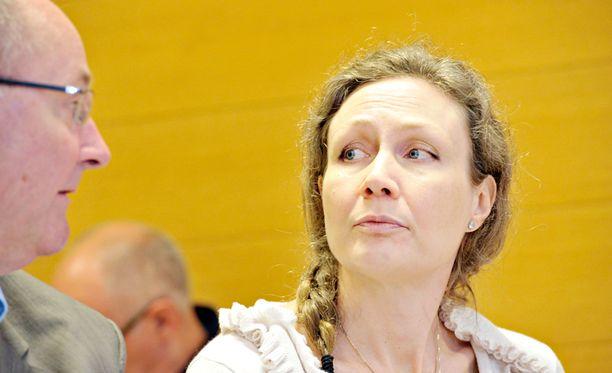 Keskiviikkona oikeudessa suunnitellaan Anneli Auerin syksyn oikeudenkäynnin aikataulua.