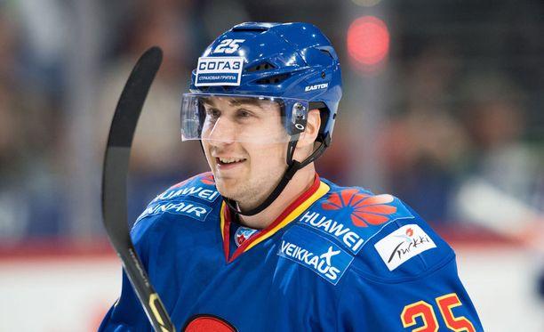 Pekka Jormakka iski kahdesti päätöserässä.