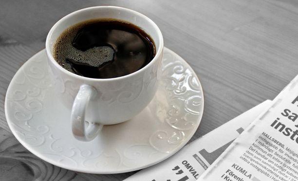 Kahvinjuojien sairastumisriski oli pienentynyt riippumatta siitä minkälaista kahvia he suosivat.