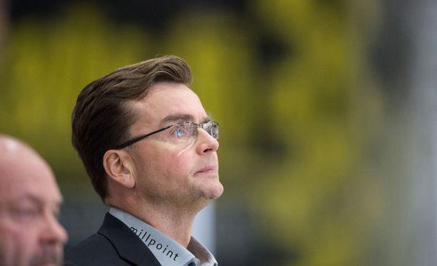 Pekka Tirkkosen SaiPa on kovassa nosteessa.