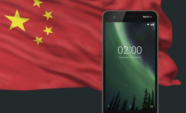 NRK kertoo, että tietoja on voitu lähettää myös muista Nokia-puhelimista.