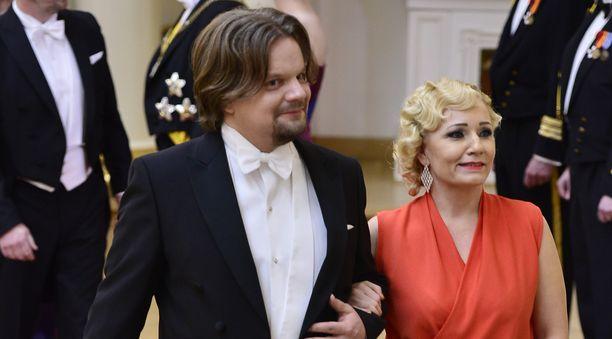 Ismo ja Angelika Leikola ovat päätyneet eroon, mutta yhteistyö jatkuu edelleen.