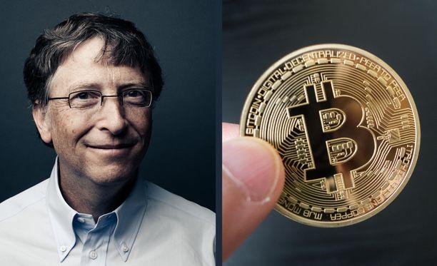 Bill Gatesin kasvoja ja nimeä käytettiin huijaamiseen.